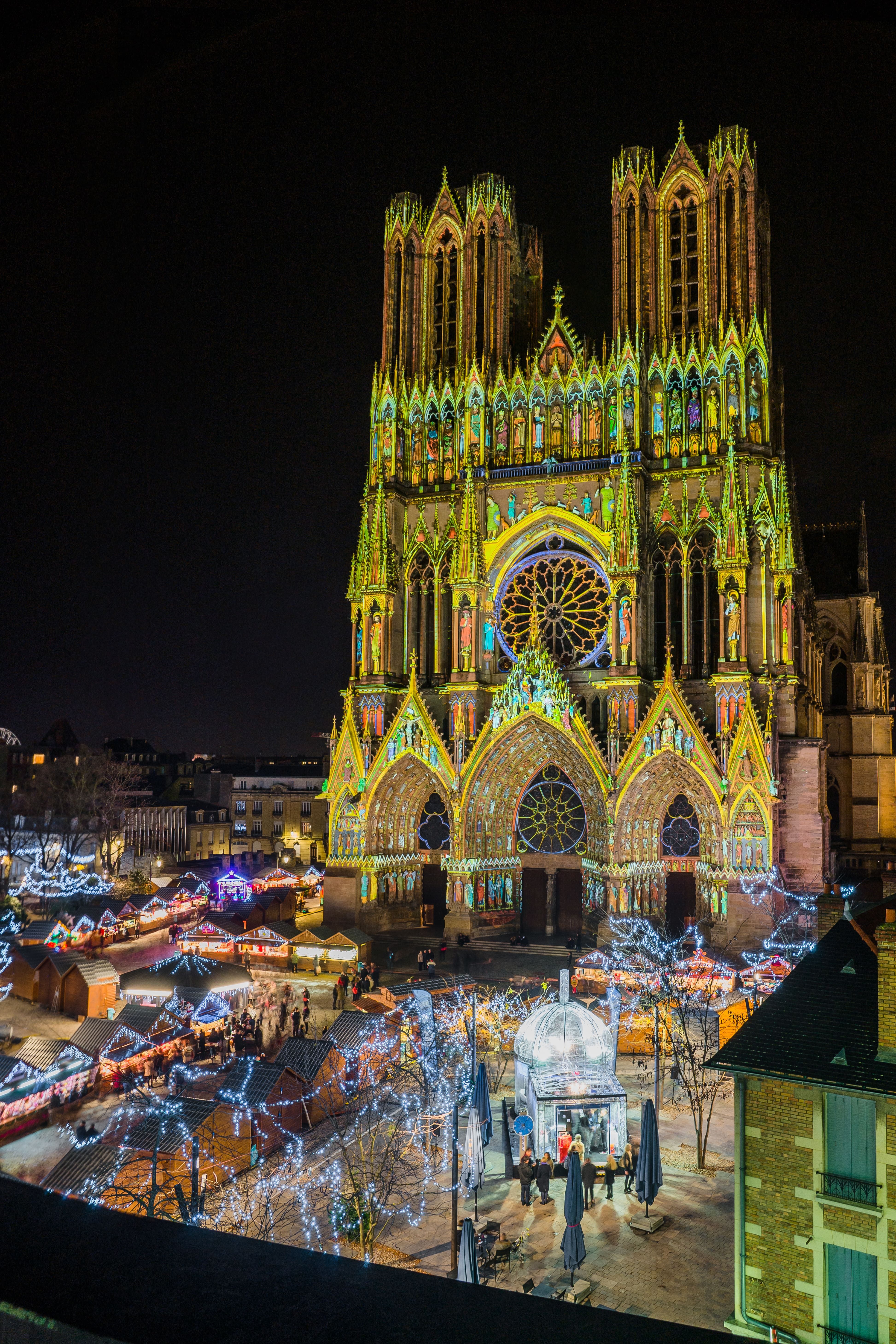 cathedrale noel